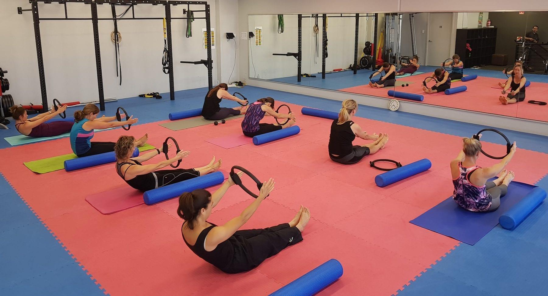 Programs Fitness Pilates header