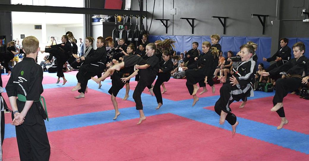 all ages martial arts classes perth