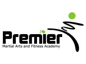 premier black logo