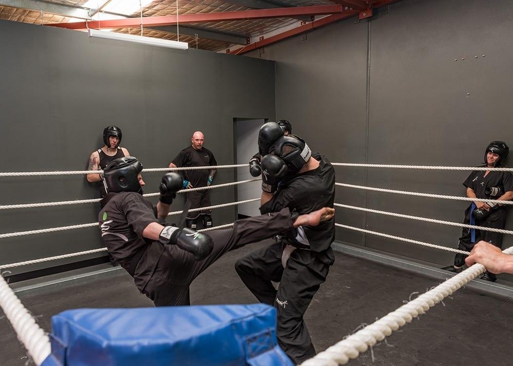 program Competition Kickboxing