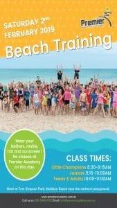 BeachTraining2019