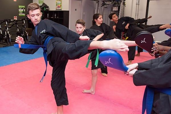 Taekwondo classes in Perth