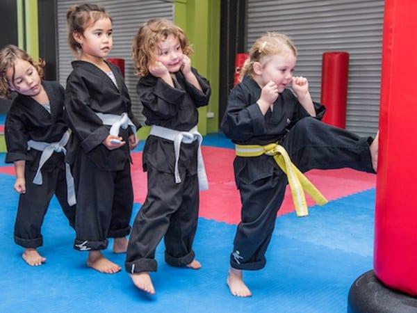 What Age Can a Child Start Taekwondo?
