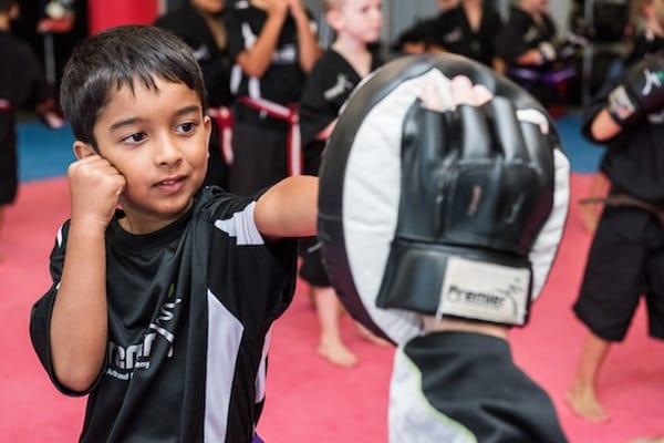 Little Champions Classes In Martial Arts For Children Program