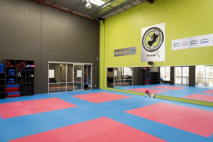 Premier Academy Training Floors