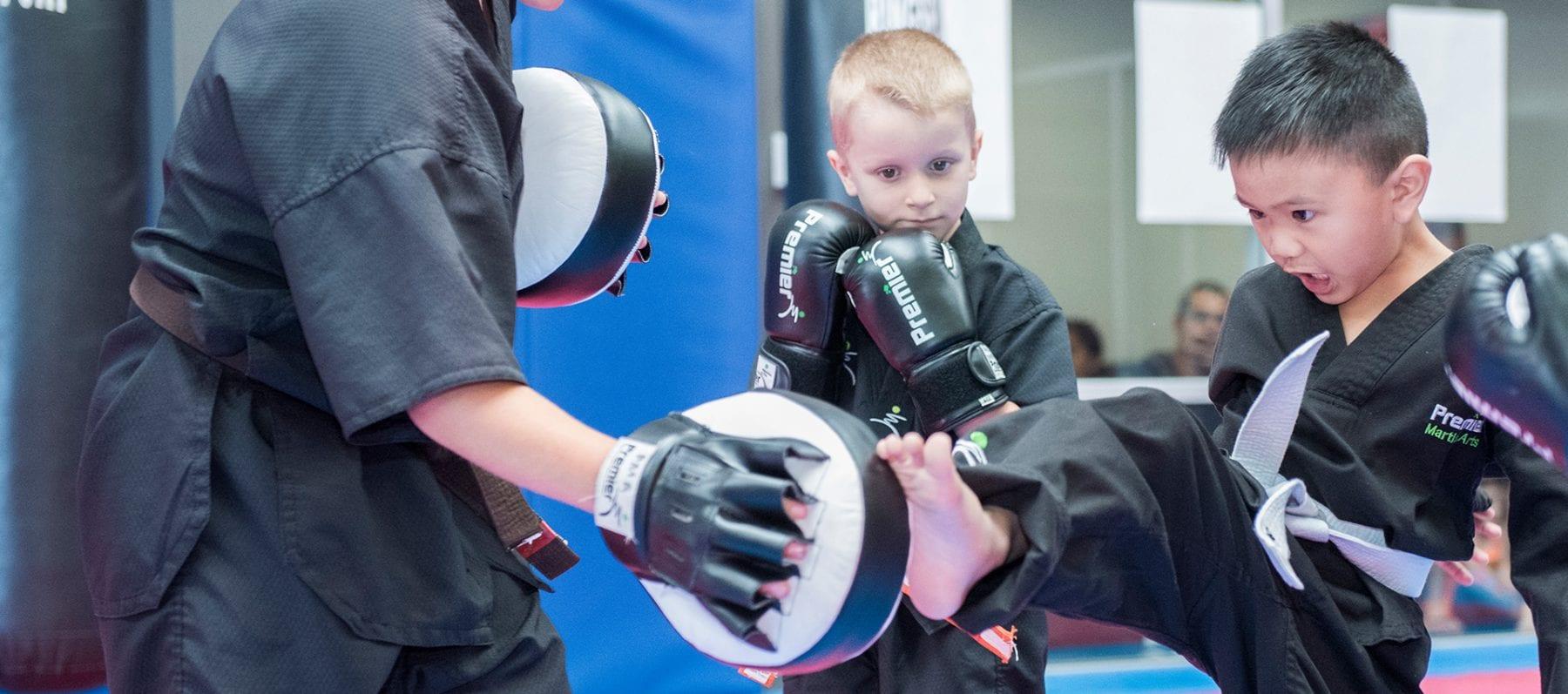 What Age Can A Child Start Taekwondo