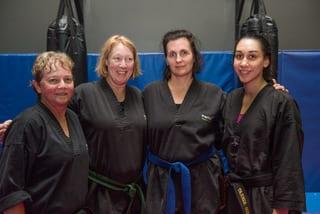 Women's Martial Arts in Perth