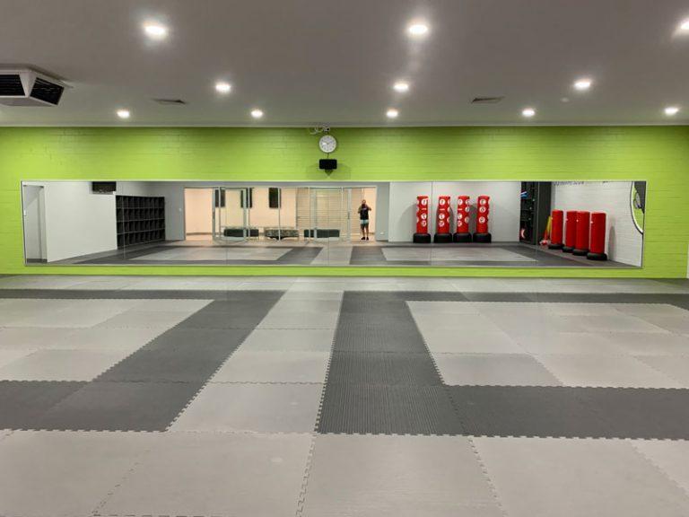 Woodvale Training Floor
