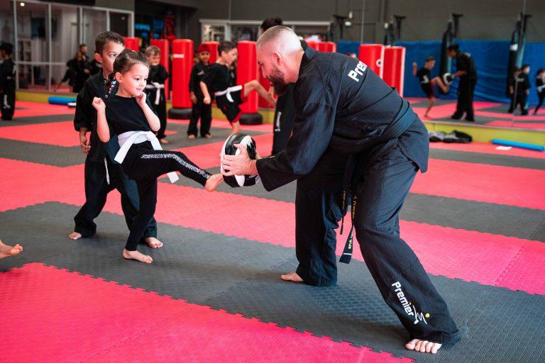 beginner special martial arts program